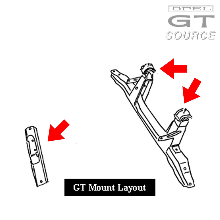 7001k_opel_gt_mount_kit_diagram